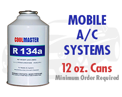 R134A 12oz Canister
